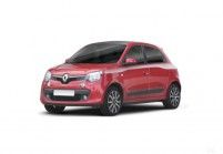 RENAULT TWINGO Microklasse Front + links, Hatchback, Rot