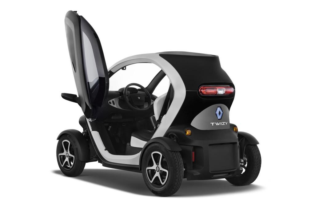 renault twizy petite voiture voiture neuve  chercher  acheter