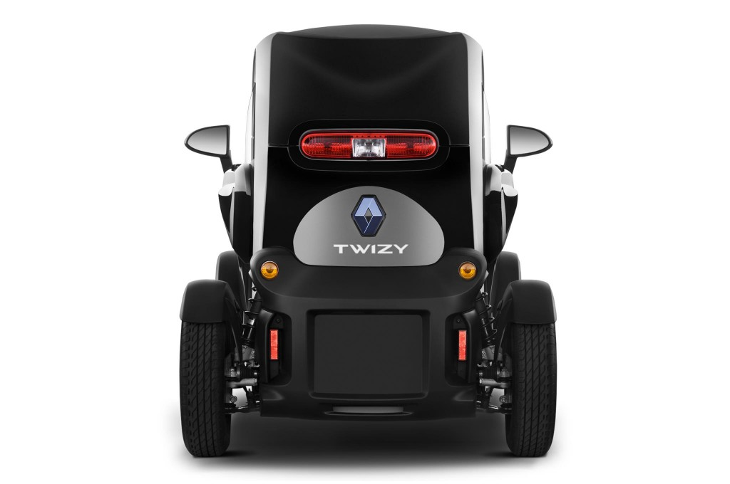renault twizy voiture neuve images. Black Bedroom Furniture Sets. Home Design Ideas