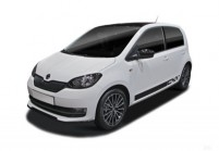 SKODA CITIGO Microklasse Front + links, Hatchback