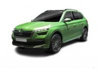 SKODA KAMIQ SUV / Geländewagen Front + links