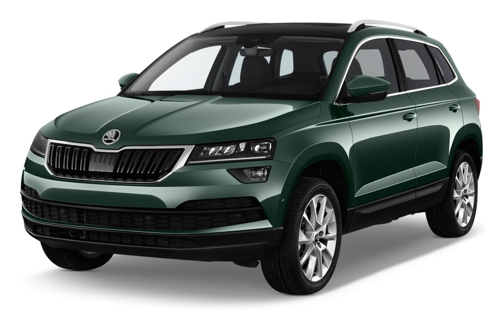 skoda karoq suv gel ndewagen neuwagen suchen kaufen. Black Bedroom Furniture Sets. Home Design Ideas