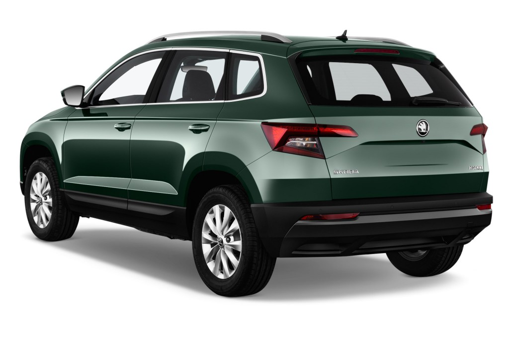 skoda karoq voiture neuve images. Black Bedroom Furniture Sets. Home Design Ideas