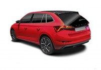 SKODA SCALA Limousine Front + links