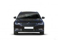 SKODA SUPERB Kombi Front + links