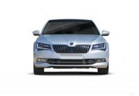 SKODA SUPERB Limousine Front + links