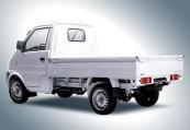 SOKON Mini Truck  Heck + links, Pick up, Weiss