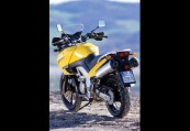 SUZUKI   Heck + links, , Gelb