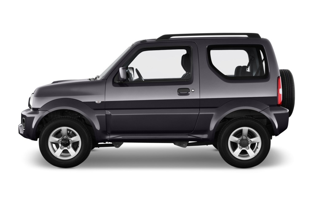 suzuki jimny suv tout terrain voiture neuve chercher. Black Bedroom Furniture Sets. Home Design Ideas