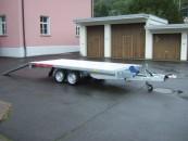 TEMA CAR PLATTFORM 4120S 3500 kg