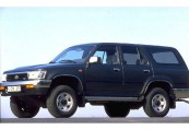 TOYOTA   Front + links, Stationwagon