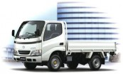 TOYOTA   Front + links, Weiss