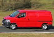 TOYOTA   Front + links, Panel Van, Rot
