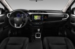 TOYOTA HILUX Sol Premium 4WD -  Armaturenbrett
