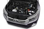 TOYOTA HILUX Sol Premium 4WD -  Motorraum