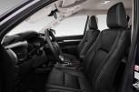 TOYOTA HILUX Sol Premium 4WD -  Fahrersitz
