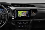 TOYOTA HILUX Sol Premium 4WD -  Mittelkonsole