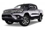 TOYOTA HILUX Sol Premium 4WD -  Fahrbahnperspektive