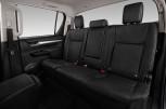 TOYOTA HILUX Sol Premium 4WD -  Rücksitze