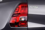 TOYOTA HILUX Sol Premium 4WD -  Heckleuchte