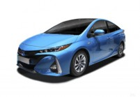 TOYOTA PRIUS Limousine Front + links, Hatchback