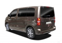 TOYOTA PROACE Bus Front + links, Combi, Braun