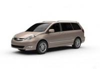TOYOTA Sienna Kompaktvan / Minivan Front + links