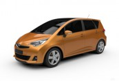 TOYOTA VERSO-S  Front + links, Hatchback