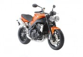 TRIUMPH   Front + rechts, , Orange