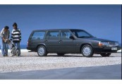 VOLVO   Front + rechts, Stationwagon