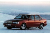 VOLVO   Front + links, Sedan