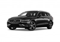 VOLVO V60 Station wagon Vista laterale-frontale