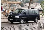 VW   Front + links, Schwarz