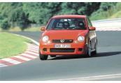 VW   Front + links, Hatchback, Rot