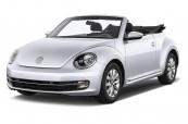 VW BEETLE  Schrägansicht Front
