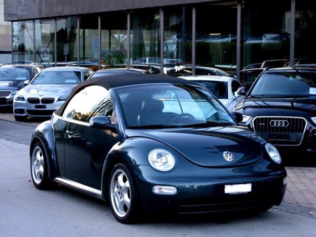 VW Beetle Cabrio 2.0 8351530