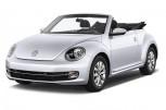 VW BEETLE Cabriolet Schrägansicht Front