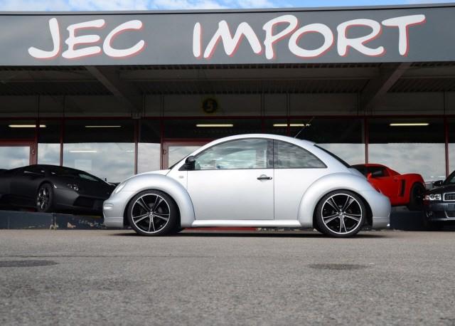 VW New Beetle 2.0