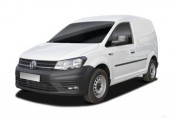 VW CADDY  Front + links