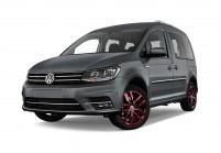 VW CADDY Compactvan / Minivan Vista laterale-frontale