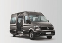 VW CRAFTER Bus Front + rechts