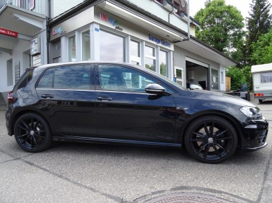 VW Golf 2.0 TSI R360S 4Motion DSG