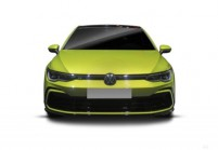 VW GOLF Limousine Front + links