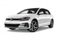 VW GOLF Limousine Schrägansicht Front