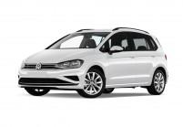VW GOLF SPORTSVAN Kompaktvan / Minivan Schrägansicht Front