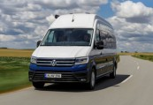 VW GRAND CALIFORNIA  Front + links