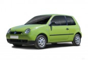 VW LUPO  Front + links