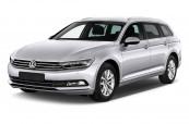 VW PASSAT  Schrägansicht Front