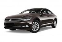 VW PASSAT Limousine Schrägansicht Front