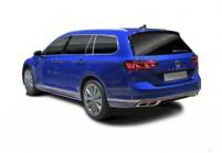 VW PASSAT Station wagon Anteriore + sinistra